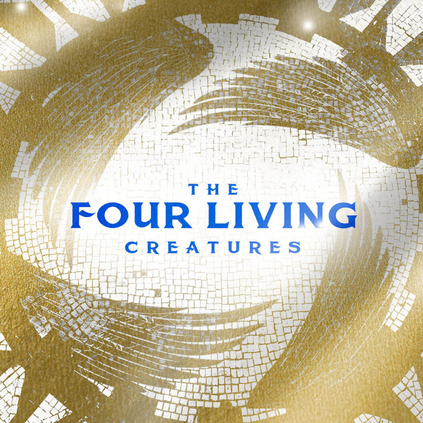 Four Living Creatures The Series CD
