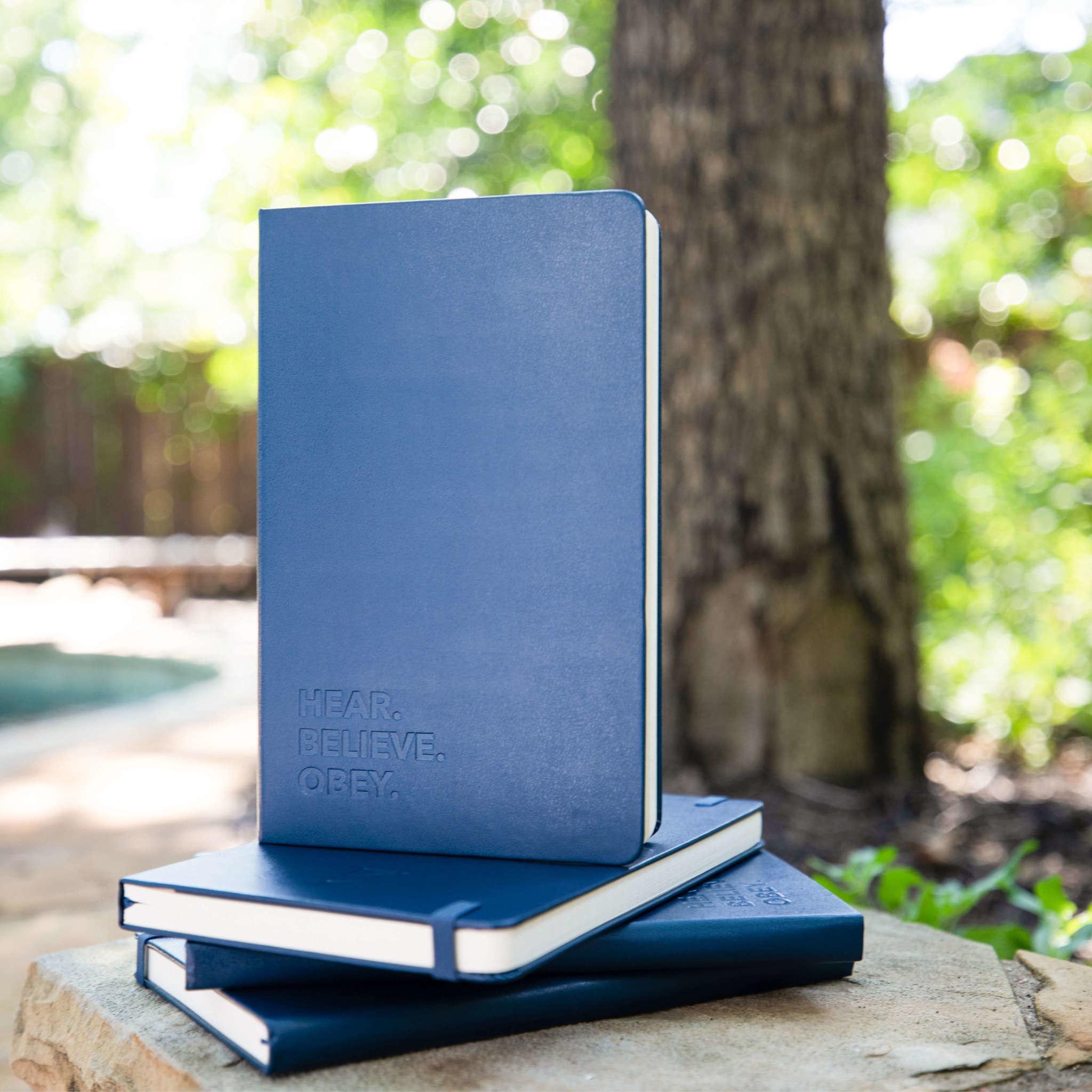 Journal - Hear Believe Obey