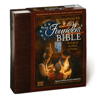 Founders Bible Soft Leather