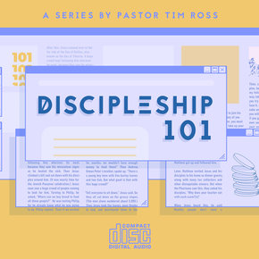 Discipleship 101 Series CD
