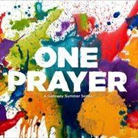 One Prayer DVDS**