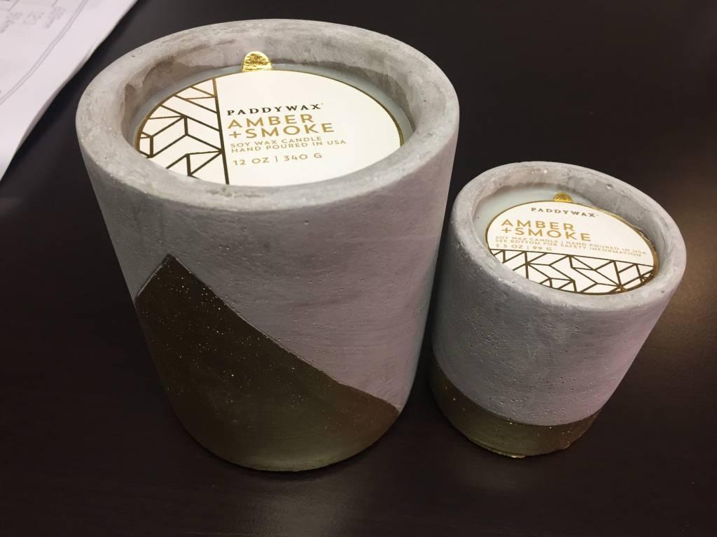 Amber Smoke Candle - 3oz