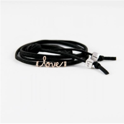Wired for Freedom Choker - Infinity**