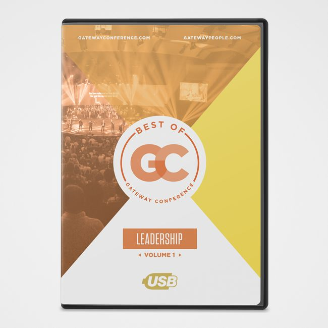 Best of Gateway Conference Volume 1: Leadership USB