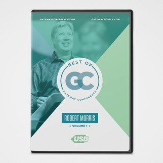 Best of Gateway Conference Volume 1: Robert Morris USB