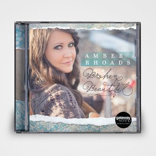 Amber Rhoads: Broken Beautiful CD**