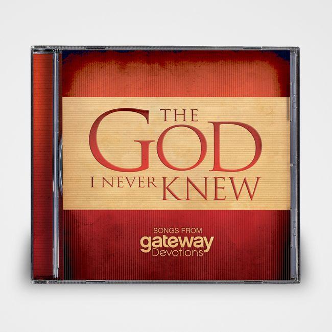 The God I Never Knew 2016 Devo Music CD