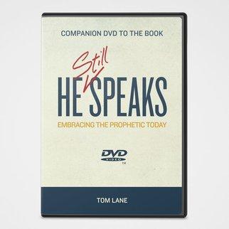 He Still Speaks Companion DVD