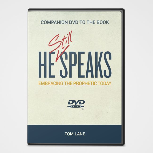 He Still Speaks Companion DVD