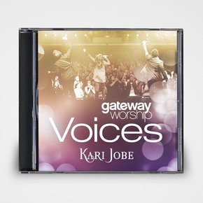 Gateway Worship Voices: Kari Jobe CD+DVD