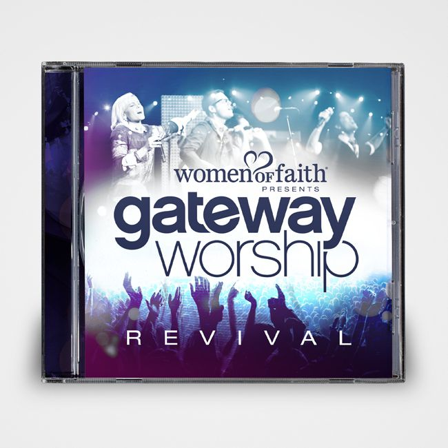 Women of Faith: Gateway Worship Revival CD