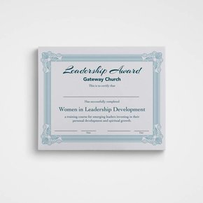 WiLD Certificates (pack of 10)