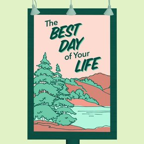 Best Day of Your Life Series CDS