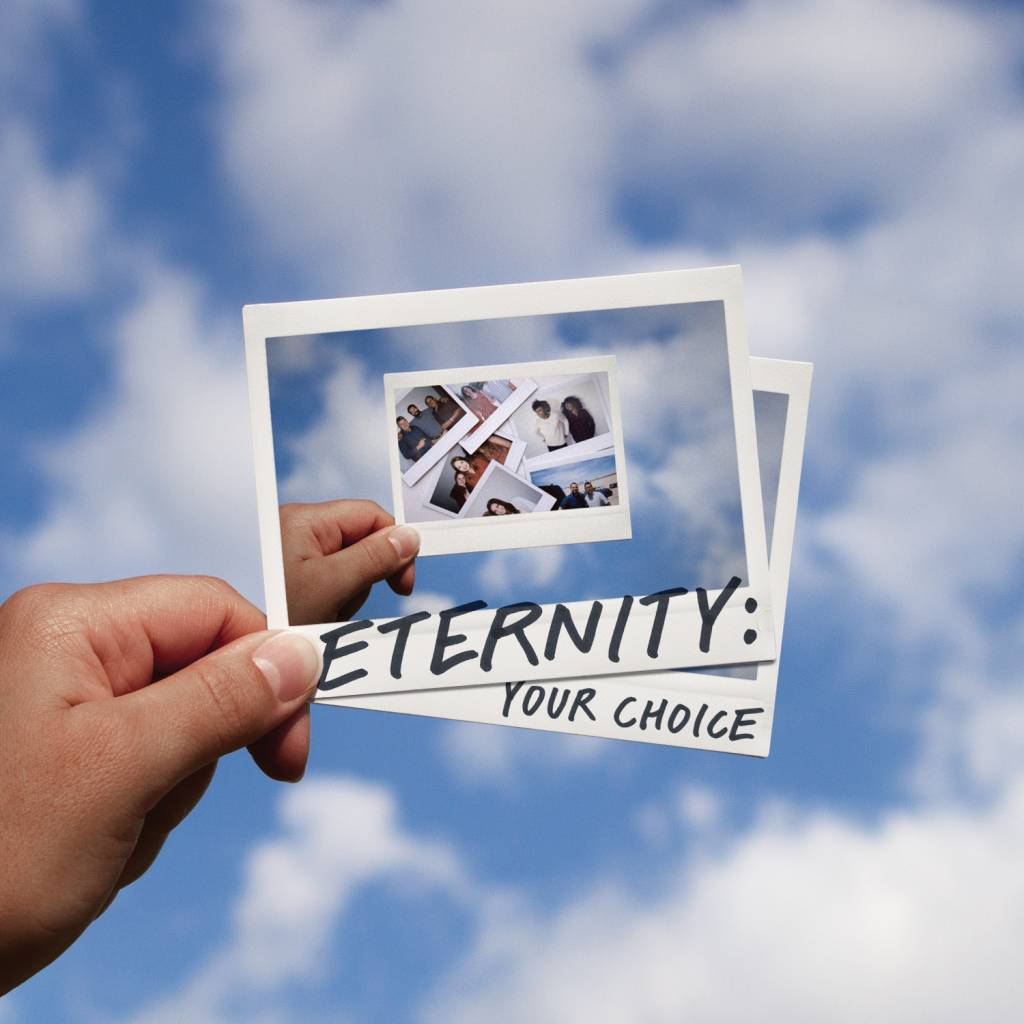 Eternity Your Choice DVDS