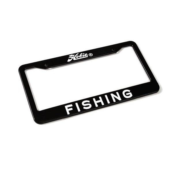 "License Frame Hobie ""Fishing"" Plastic"