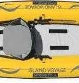 Advanced Elements (Demo) 2019 Island Voyage 2 Tandem Kayak Yellow
