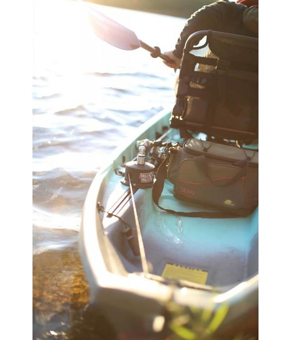 Anchor Wizard Low Profile Anchor Wizard Kayak Anchor System