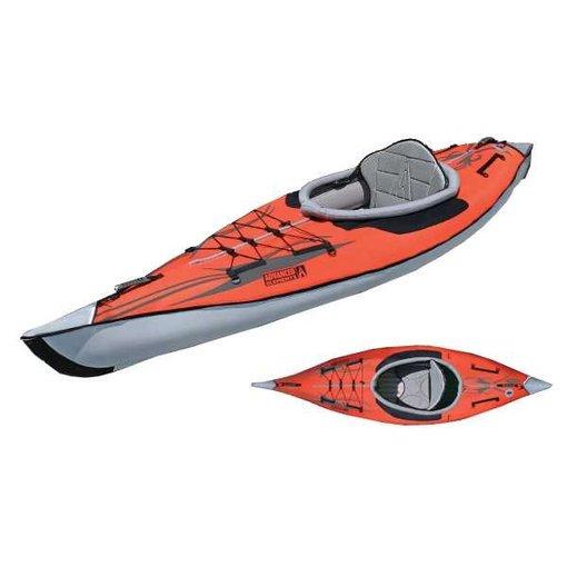 Advanced Elements (Demo - Used) 2019 AdvancedFrame Inflatable Kayak Red