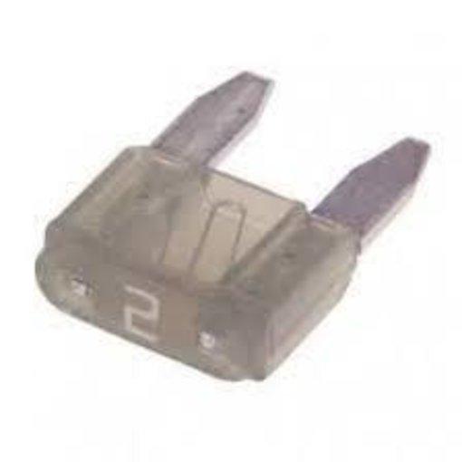 Fuse - 2 A -  Mini Blade