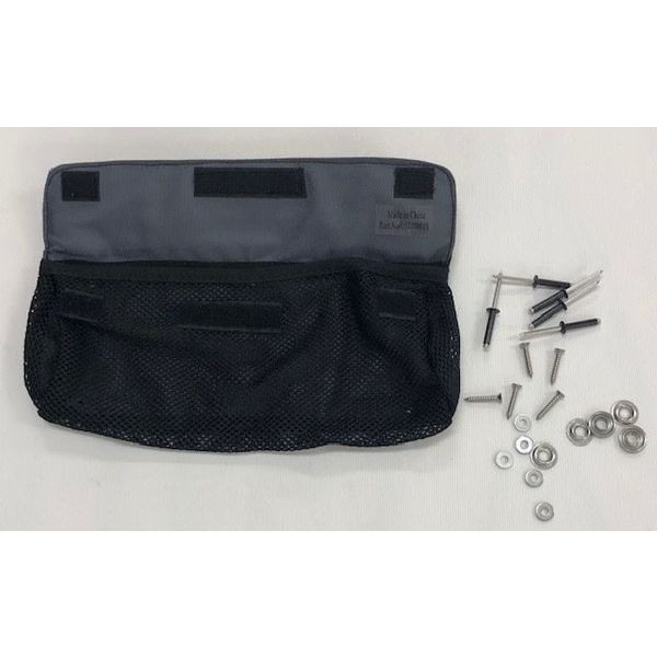 "(Discontinued) 12"" Mesh Pocket Kit (Single)"