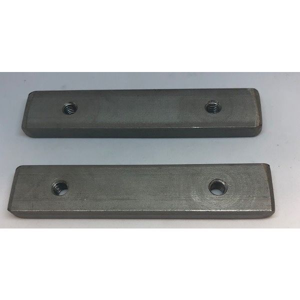 "Landing Gear Standard Backing Plates (5"" Flat)"