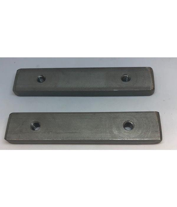 "BooneDox Landing Gear Standard Backing Plates (5"" Flat)"