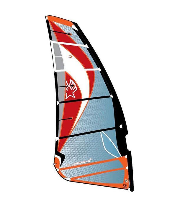 Ezzy Sails (Prior Year Model) Lion Windsurf Sail