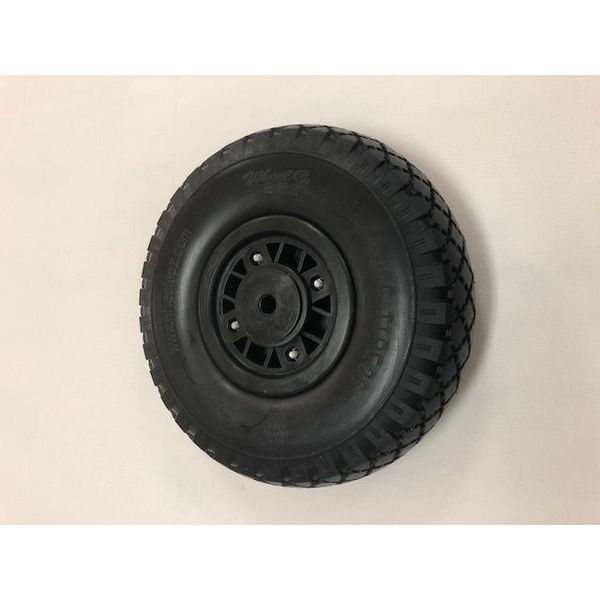 HD Upgrade - Wheel Replacement