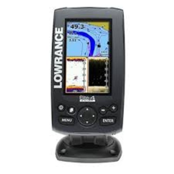 Lowrance Elite-4 Chirp