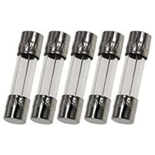 Fuse - 3A - 5*20mm (5-Pack)
