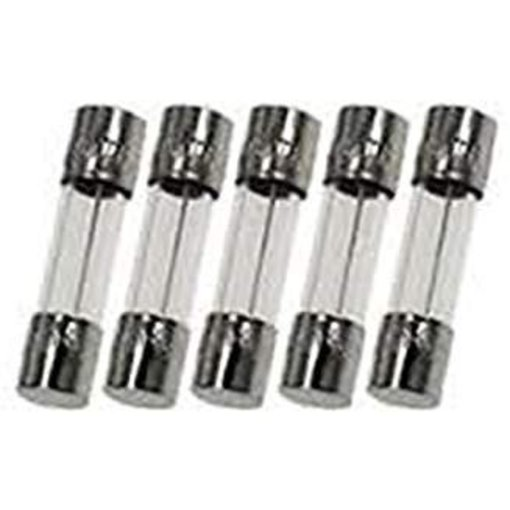 Fuse - 6.3a - 5*20mm (Pack Of 5)