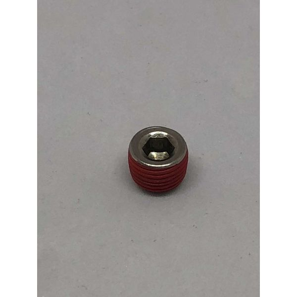 Grease Hole Set Screw 1/8""