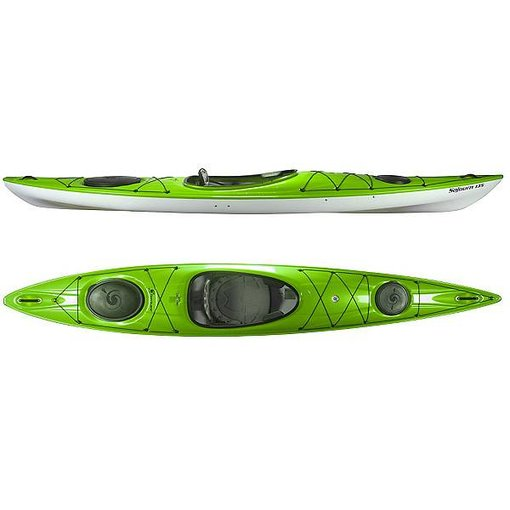 Hurricane Kayaks (Demo) 2018 Sojourn 135 Green