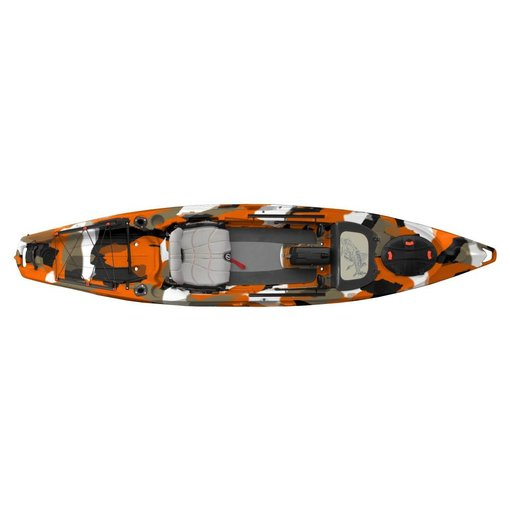 FeelFree 2017 Lure 13.5 Orange Camo