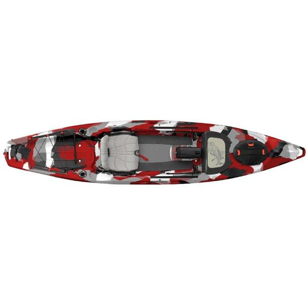 (Closeout) 2017 Lure 13.5 Red Camo
