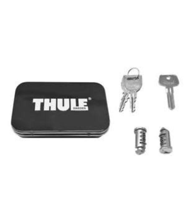 Thule (Discontinued) Lock Set (Pack Of 2)