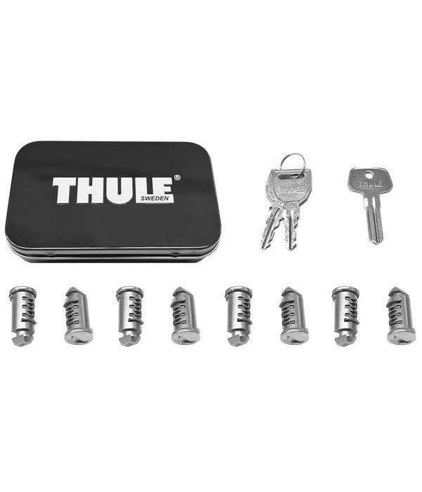 Thule Lock Set 8 Pack