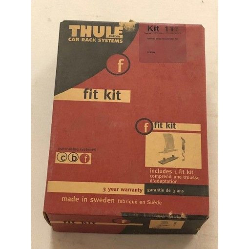 Thule (Discontinued) Fit Kit 117