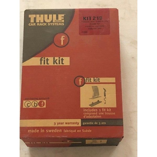 (Discontinued) Fit Kit 219