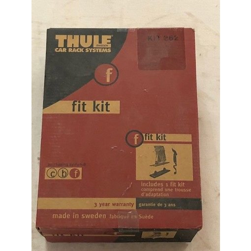 Thule (Discontinued) Fit Kit 262