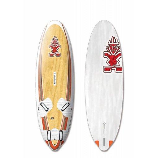 Trident Sports Board Starboard Futura 121 Tech/Wood