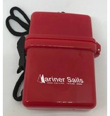 Dry Box With Lanyard Red