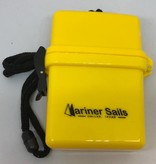 Dry Box With Lanyard Yellow