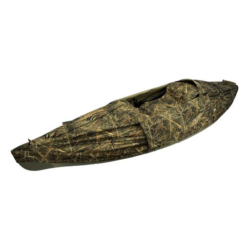 NuCanoe Frontier 10 Layout Waterfowler Package