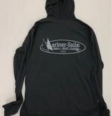 Mariner Sails Ladies Zip Up Hoodie