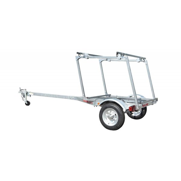 MicroSport Low Bed Trailer With 2nd Tier