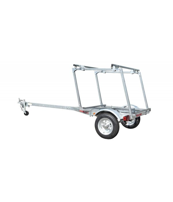 Malone MicroSport Low Bed Trailer With 2nd Tier