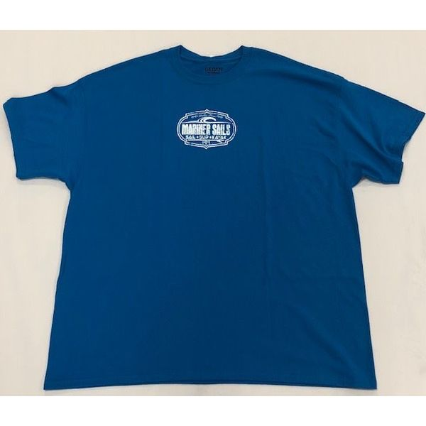T Shirt Blue XX-Large