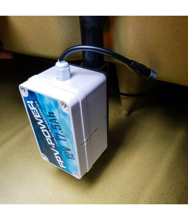 BerleyPro FPV Lithium Battery Hobie Mast Mount