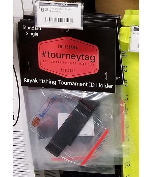 Tourneytag LLC Standard Single Tourneytag